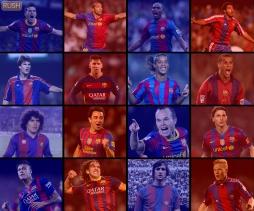 Barcelona Legends!