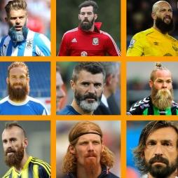 Best Beards in Football!